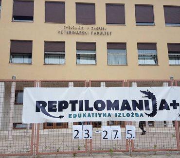 Reptilomanija+ od 23. do 27. svibnja 2018.