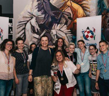 Studentice veterine osvojile 1. mjesto u futsalu na EuroZagrebu