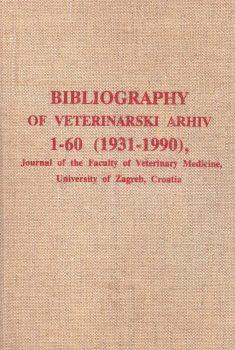 Bibliografija veterinarskog arhiva