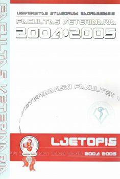 Ljetopis 2004-2005