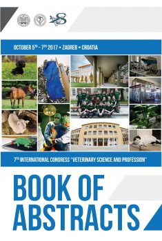 "Book of abstracts of 7th international congress ""Veterinary science and profession"""