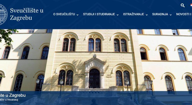 Prezentacija o oblicima podrške za studente koje pruža sveučilišni Ured za studente