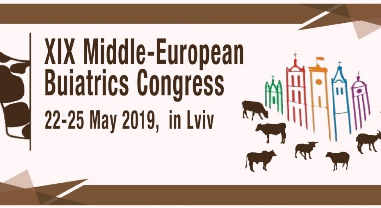 XIX Middle European Buiatrics Congress