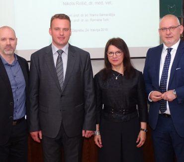Tisućiti doktor znanosti na Veterinarskome fakultetu Sveučilišta u Zagrebu