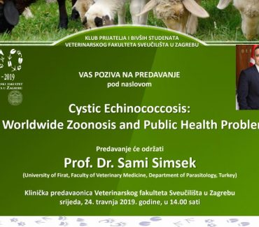 Cystic Echinococcosis: A Worldwide Zoonosis and Public Health Problem
