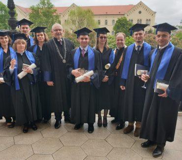 Na Sveučilištu u Zagrebu promovirani novi doktori znanosti