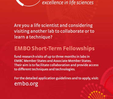 EMBO Short-Term Fellowship Programme
