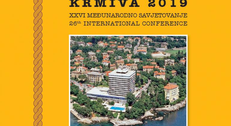KRMIVA 2019 XXVI međunarodno savjetovanje / 26th International Conference