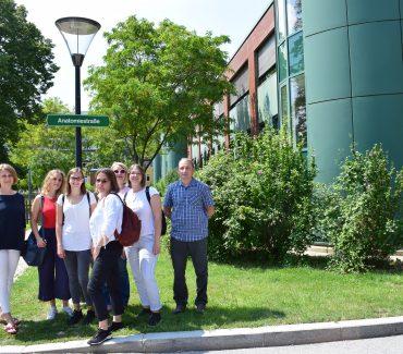 Impregnacija anatomskih preparata na Veterinarskom Sveučilištu u Beču u sklopu HKO projekta
