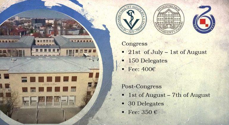 68th IVSA Kongres održava se u srpnju u Hrvatskoj