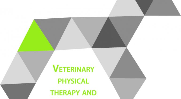 Veterinary Physical Therapy and Rehabilitation