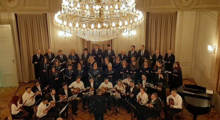 """Održan Svečani koncert Akademskog zbora """"Ab ovo"""" i gostiju"""