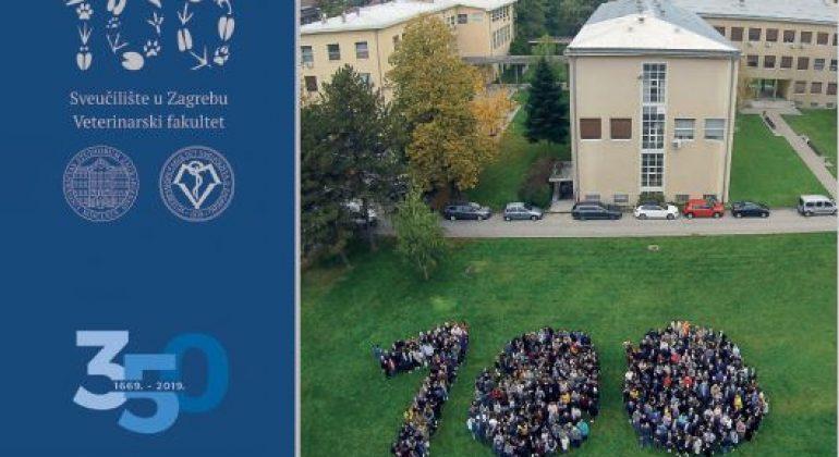 Objavljen Ljetopis Veterinarskoga fakulteta Sveučilišta u Zagrebu za akademsku godinu 2018./2019.