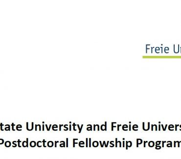 2020 Joint Postdoctoral Fellowship Program / St.Petersburg – Berlin