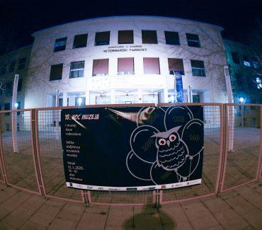 Stota obljetnica suživota – Noć muzeja 2020. na Veterinarskome fakultetu