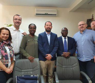 Posjet naših nastavnika Veterinarskom fakultetu u Dakru, Senegal