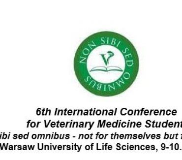 6th International Scientific Conference for Veterinary Medicine Students
