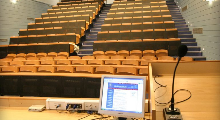 7. redovita (elektronička) sjednica Fakultetskoga vijeća