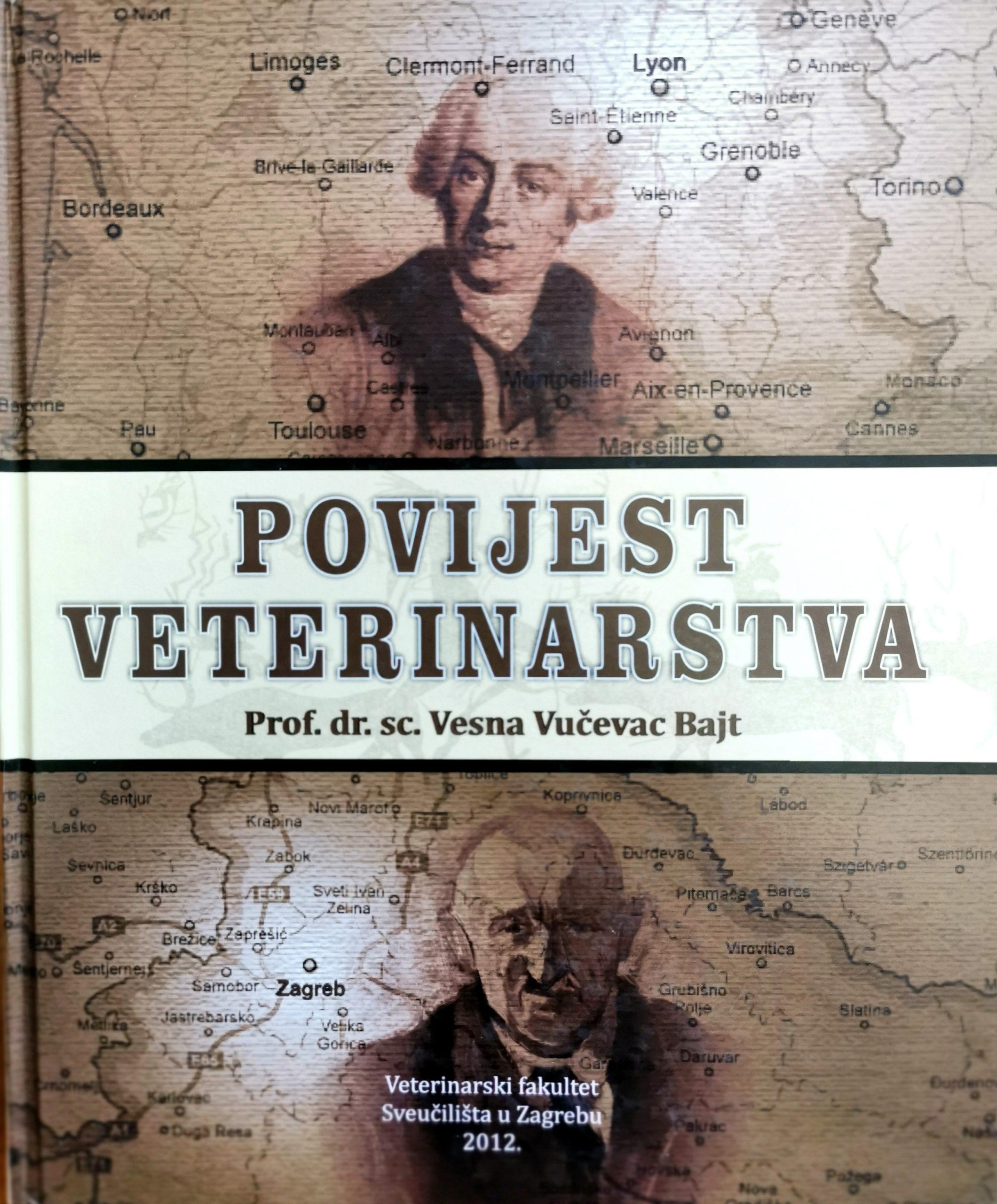 Povijest veterinarstva