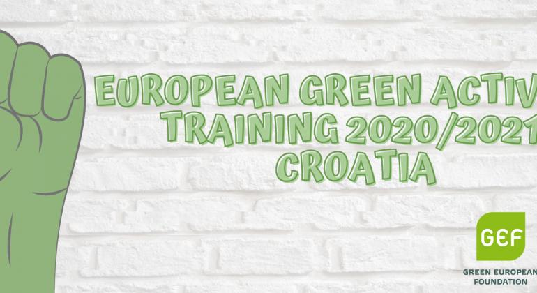 Prilika za studente – otvorene prijave za European Green Activists Training