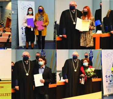 Svečana sjednica Fakultetskoga vijeća povodom 101. obljetnice Veterinarskoga fakulteta