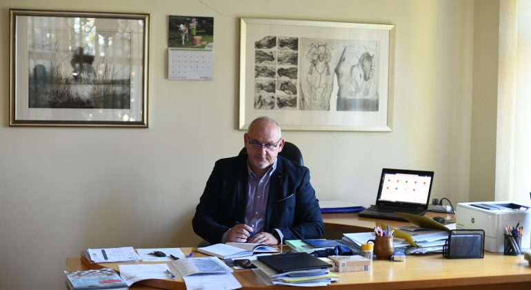 Dekan prof. dr. sc. Nenad Turk izabran za rizničara EAEVE-a