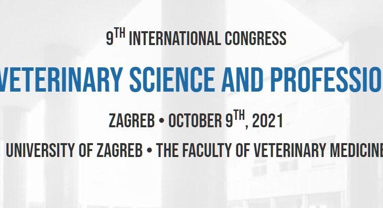 "Deveti međunarodni kongres ""Veterinarska znanost i struka"""