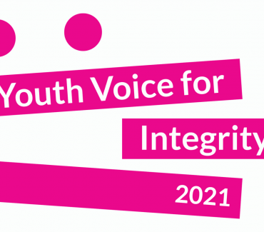 "Otvorene prijave za antikorupcijski program za mlade ""Youth Voice for Integrity 2021"""