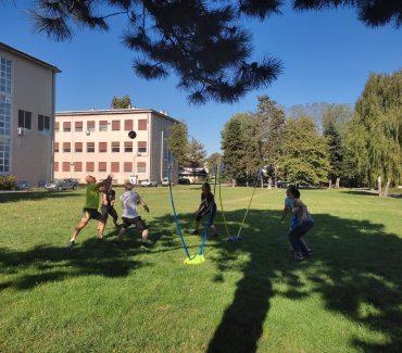 Sportski dan na VEF-u